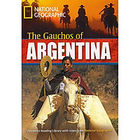 The Gauchos of Argentina: Footprint Reading Library 2200