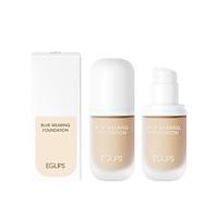Kem nền Eglips Blur Wearing Foundation (SPF30/ PA++) 30ml (Semi-Matte) Cung cấp độ ẩm Tạo hiệu ứng chống nắng