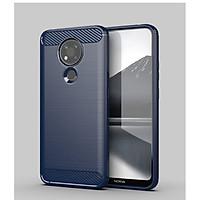 Ốp lưng chống sốc dành cho Nokia 3.4 Silicon hàng chính hãng Rugged Shield cao cấp - Hàng Nhập Khẩu