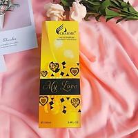 Nước hoa nữ Charme My Love tặng mẫu thử nước hoa charme queen