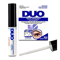 Keo dán mi trong DUO QUICK-SET Striplash Adhesive - Clear 5g