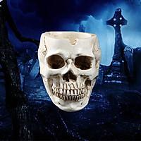 Gạt Tàn Hình Đầu Lâu Trang Trí Halloween