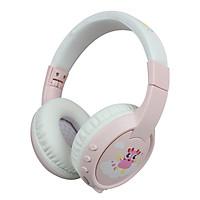 Children's BT Headphone BT 5.0 Kids Headphone Built-in HD Microphone BT Headset Support TF Card for Children
