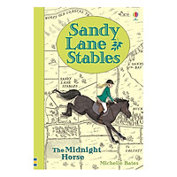 Usborne Sandy Lane Stables The Midnight Horse