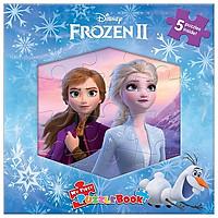 Disney Frozen 2 My First Puzzle Book