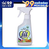 Nước xịt rửa rau củ quả hữu cơ Fit Organic 352ml