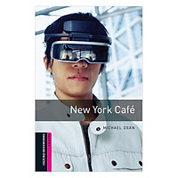 Oxford Bookworms Library Starter Level: New York Café Audio Cd Pack