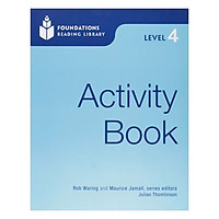 Foundations Reading Library 4: Activity Book