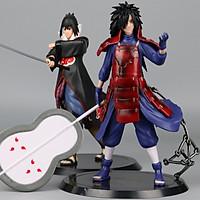 Mô Hình Naruto Uchiha Madara và  Uchiha Sasuke