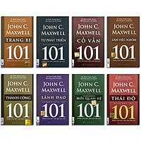 Sách - Combo 8 cuốn 101 những điều nhà lãnh đạo cần biết(lẻ, tuỳ chọn)