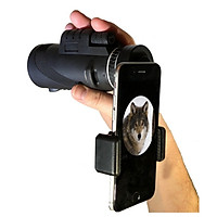 Ống nhòm một mắt 10×42 gắn điện thoại-HÀNG CHÍNH HÃNG