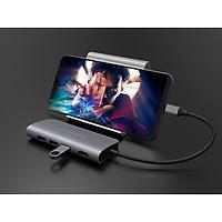 Cổng chuyển HyperDrive Power 9-in-1 USB-C Hub cho iPhone, Macbook, Ultrabook, USB-C Devices - HD30F -  Hàng Chính Hãng
