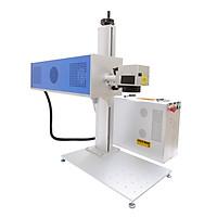 Máy khắc laser FIber CO2 siêu tốc 30W Aturos MAX CO (khắc thủy tinh, gỗ, đồ sứ, dưa hấu, dừa...) - Hàng nhập khẩu