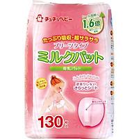 Miếng Lót Thấm Sữa ChuchuBaby 130 miếng
