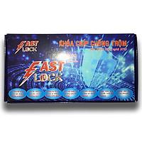 Khóa chống trộm xe máy thẻ từ FastLock v1.0