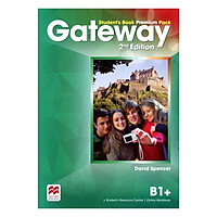 Gateway 2nd Ed B1+ Student Pack