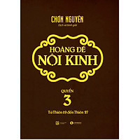 Hoàng Đế Nội Kinh - Quyển 3