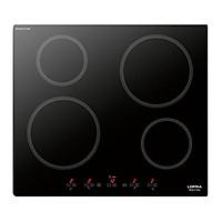Bếp Âm Từ 4 Bếp Lofra HIN604 (58cm - 7200W) - Hàng Chính Hãng