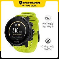Đồng hồ thông minh Suunto 9 Dây silicone - Hàng chính hãng