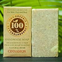 Xà phòng handmade Coco-Secret - Quế 110 gram