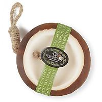Xà Bông Thiên Nhiên Handmade eccomorning Hình Quả Dừa – Coconut Soap