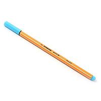Bút kim màu Stabilo Point 88 - 0.4mm - Màu xanh da trời (88/57)