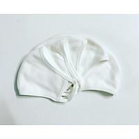 Combo 5 Khẩu Trang Vải Cao Cấp Màu Trắng - Sản Phẩm Vải Co Giãn Tốt, Chống Nắng và Chống Bụi hiệu quả