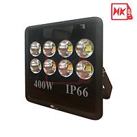 HKLED - Đèn pha tròn vuông LED ngoài trời 400W - IP66 - DPTV400
