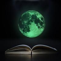 Dạ quang mặt trăng AmyShop 30 x 30 cm