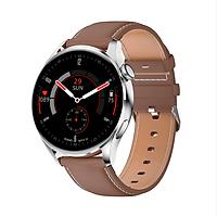 Đồng hồ Thông minh Màn hình tròn Theo dõi vận động Chống nước IP68 Có thể Bơi lội Model AMA Wear3 Pro Hàng nhập khẩu