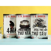 Combo 3 cuốn Tiểu Thuyết Trinh Thám 4MK + Cái Chết Thứ Năm + Đứa Trẻ Thứ Sáu