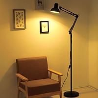 Đèn Sàn Đứng Kiểu Mỹ Khung Gấp Xếp Tiện Dụng Trang Trí Phòng Khách Phòng Ngủ