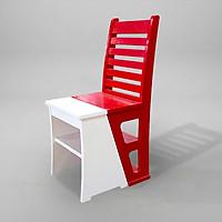 Ghế thang đa năng ghế thắp hương ghế đọc sách ghế gỗ thông – GT02