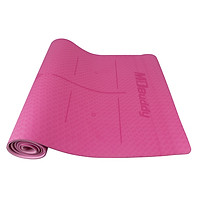 Thảm tập Yoga cao cấp MDBuddy MD9038 (cao su non TPE)