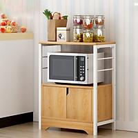 Kệ bếp đa năng có 2 ngăn tủ