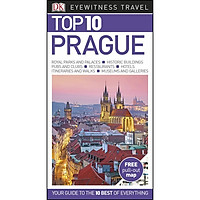 DK Eyewitness Top 10 Prague