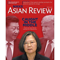 Nikkei Asian Review: Caught in The Middle - 48