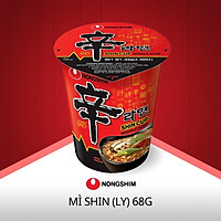 Mì Cay Shin Ramyun Hàn Quốc - NongShim - Loại Ly
