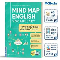 Mind Map English Vocabulary -Từ Vựng Tiếng Anh Qua Sơ Đồ Tư Duy - Giải Pháp Học Từ Vựng Hiệu Quả