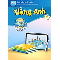 [E-BOOK] Tiếng Anh 6 i-Learn Smart World Sách mềm sách bài tập