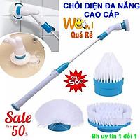 thiết bị nhà vệ sinh- Máy Chà, tẩy rửa Vết Bẩn vệ sinh-nhà tắm Thông Minh 360 Độ ,Tiện lợi Đơn giản Dễ Dàng Sử dụng