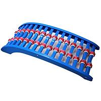 Bộ tập thể dục chuyên sâu cho lưng và giảm đau cột sống xanh hồng