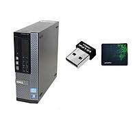 Máy tính đồng bộ Dell Optiplex Core i5 2400 / 8G / SSD 120GB - Hàng Nhập Khẩu- Tặng USB WIfi, Bàn di chuột - Chuyên dùng cho Văn Phòng -