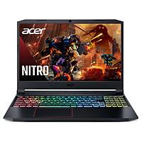 Laptop Acer Gaming Nitro 5 AN515-55-73VQ NH.Q7RSV.001 (Core i7-10750H/ 8GB/ 512GB SSD/ GTX1650 4G DDR6/ 15.6 FHD/ Win 10) - Hàng Chính Hãng