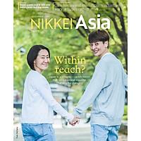 Nikkei Asian Review: Nikkei Asia - 2021: WITHIN REACH? - 18.21 tạp chí kinh tế nước ngoài, nhập khẩu từ Singapore