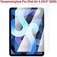 COMBO 2 kính cường lực cho iPad Air 4 10.9 inch 2020 chống vỡ, chống xước ( 2 kính)