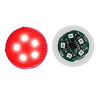 Đèn LED Cảnh Báo Mở Cửa Xe Hơi Xanh Dương (28mm x 8mm) (5 Đèn)