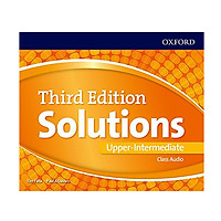 Solutions (3E) Upper-Intermediate Class Audio CDs