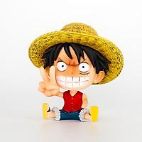 Mô Hình One Piece - Luffy Chibi Victory