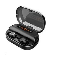 Tai nghe Bluetooth CẢM ỨNG Amoi V12 Âm thanh vòm 8D, chống nước IPX7, Dock Pin 4.000mAh-HÀNG CHÍNH HÃNG